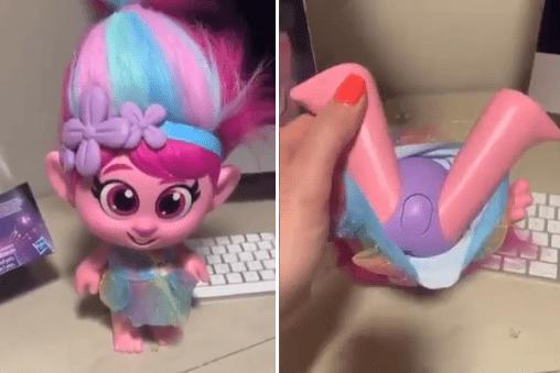 Производитель игрушек Hasbro отзывает с рынка детскую куклу с секретной кнопкой в «интимной зоне»