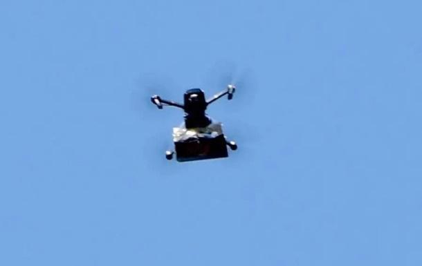 В Тель-Авиве дрон раскидал пакетики с коноплей: фото