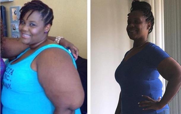 Весившая полтора центнера женщина скинула 64 кг