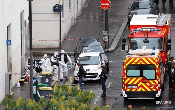 В МВД Франции резню в Париже признали терактом