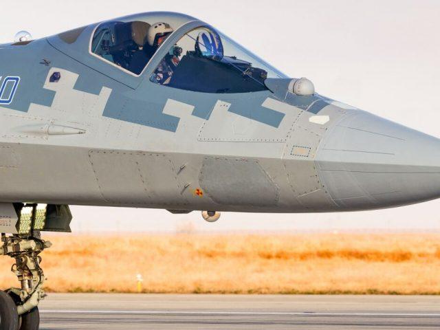 Американские радары оказались «слепы» перед российским Су-57