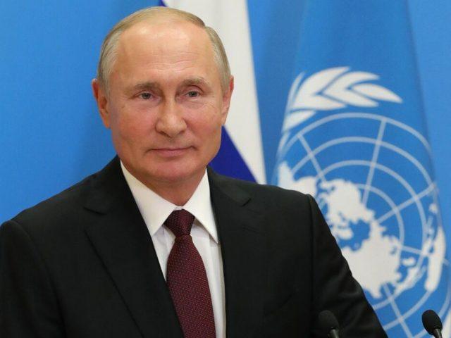 Мусульмане всего мира просят вручить Путину «Нобеля» за слово «Бог»
