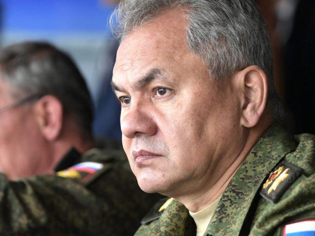 Сергей Шойгу подвел итоги российской военной кампании в Сирии
