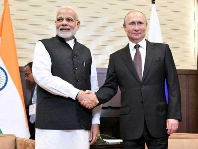 Россия наращивает влияние в Индии и Шри-Ланке