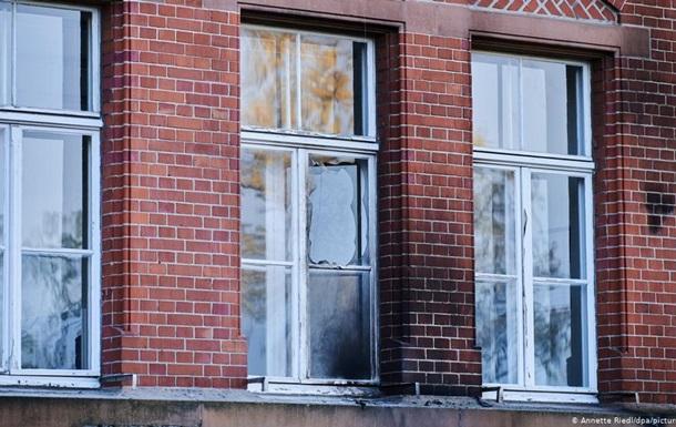 В Берлине в офис Института Коха бросили коктейль Молотова
