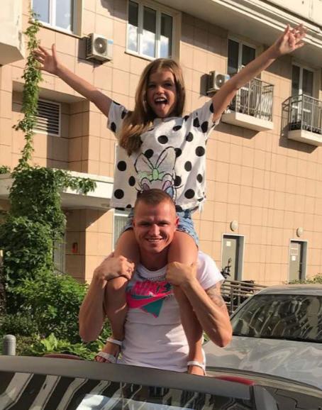 Дмитрий давно не виделся с Ангелиной