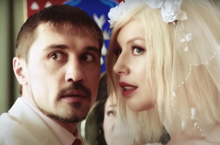 Певица снялась в клипе с Димой Биланом
