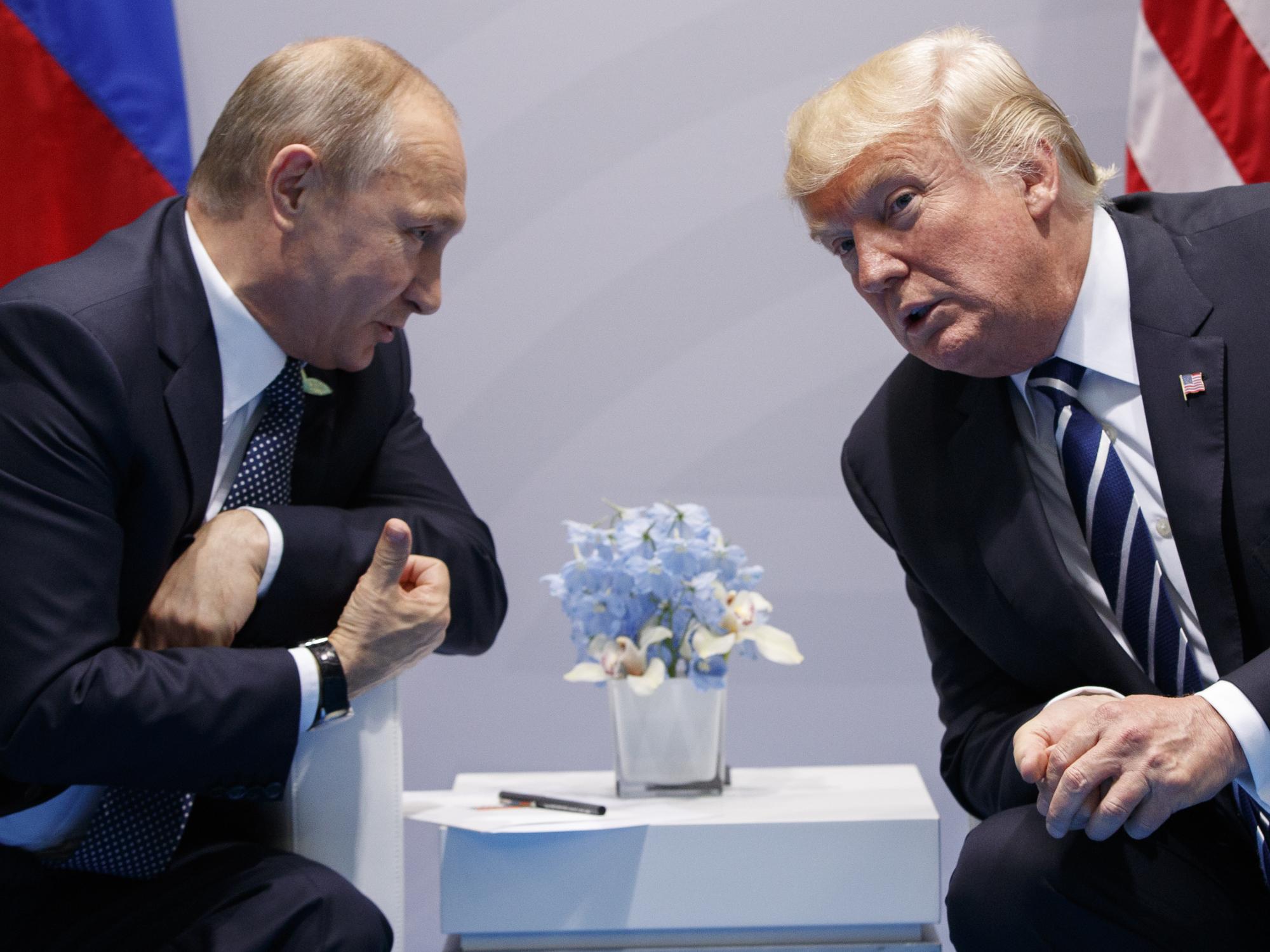 Путин и Трамп пытаются заключить «беспроигрышную» сделку