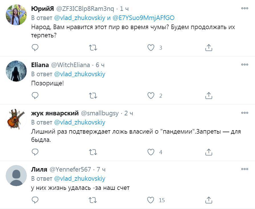 «Пир вовремя чумы»: Рунет возмутился вечеринкой надне рождения Пескова