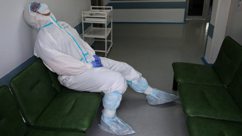 За сутки в Москве скончались 63 пациента с коронавирусом