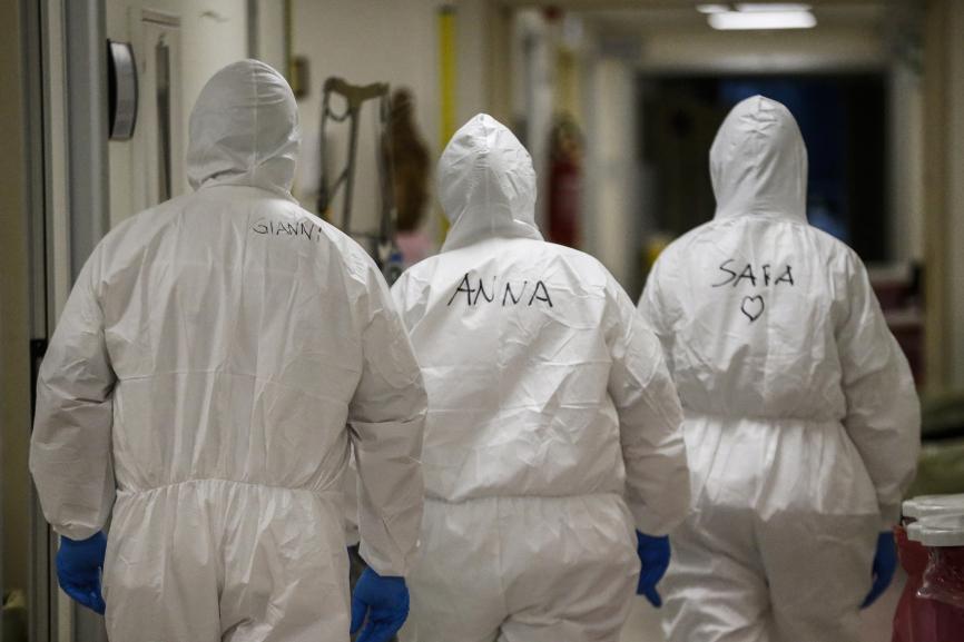 Реальная угроза: как власти стран ЕС спасают Европу от коронавируса