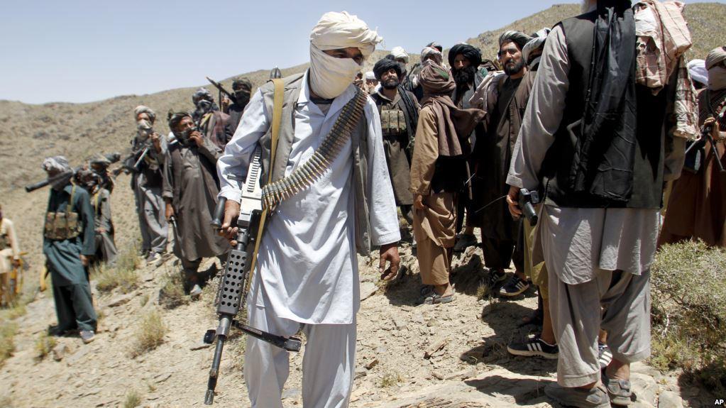Спустя двадцать лет после катастрофы 9/11 Пентагон тайно оказывает воздушную поддержку талибам