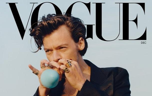 Музыкант в платье: обложка Vogue разозлила читателей