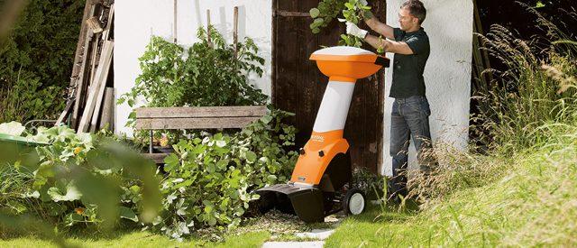 Садові подрібнювачі STIHL: екологічний підхід до утилізації рослинних відходів
