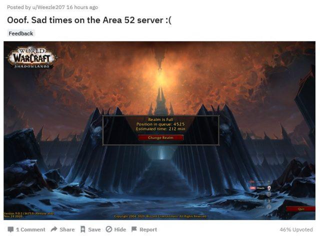 «Если бы не Warcraft, мою квартиру бы затопило»: как игра спасла геймера