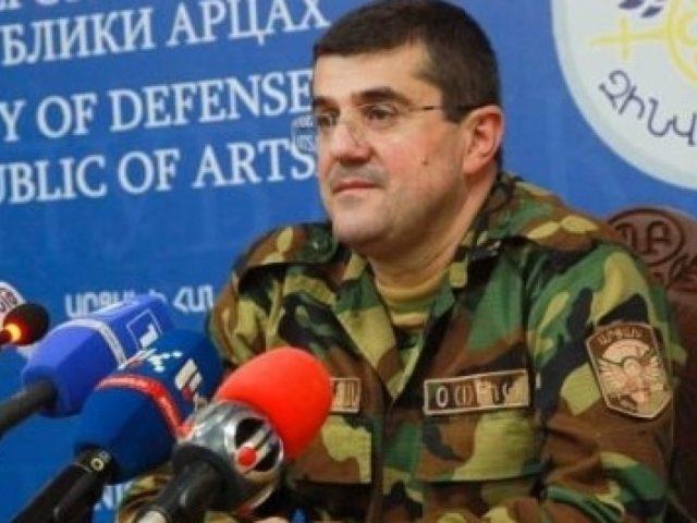 Президент Карабаха поблагодарил Россию за прекращение войны в республике