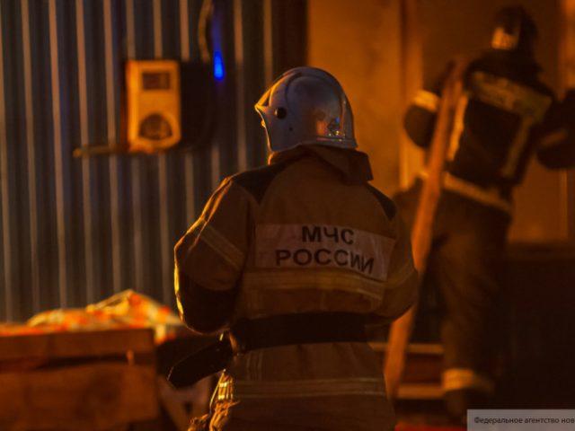 Опубликовано видео взрыва в многоквартирном доме во Всеволожске