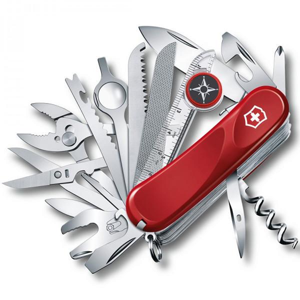 Victorinox как выбрать Швейцарский нож