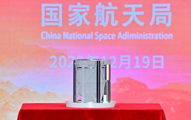 В Китае взвесили собранный лунный грунт