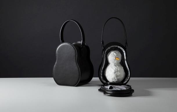В Японии поступила в продажу сумка для снеговика