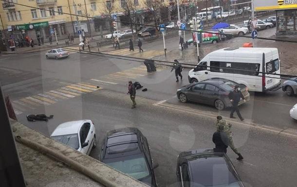 В Грозном в перестрелке погибли двое полицейских
