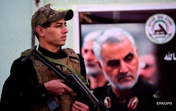 В Иране назвали причастных к убийству Сулеймани