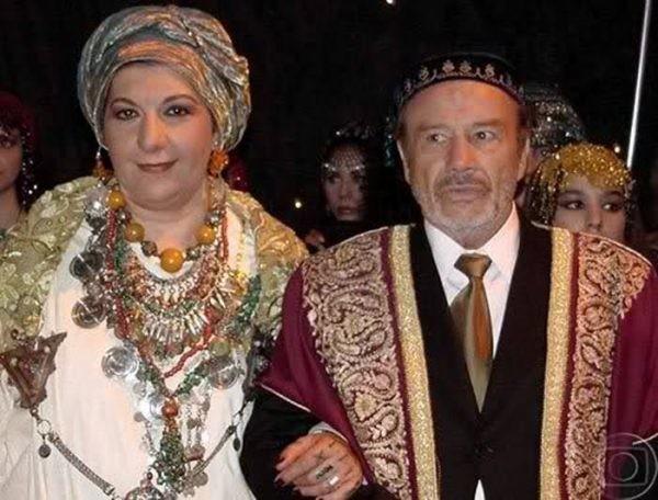 Свадебный образ Зорайде получился странноватым
