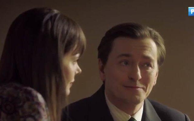 Сергей Безруков и Елизавета Боярская сыграли возлюбленных в клипе на песню «Полминуты»