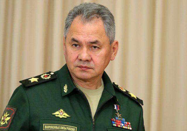 Шойгу стал единственным кандидатом на должность нового президента РГО