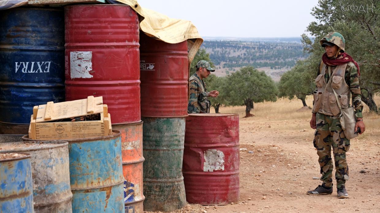 Террористы в Сирии почти 40 раз открывали огонь в Идлибской зоне деэскалации