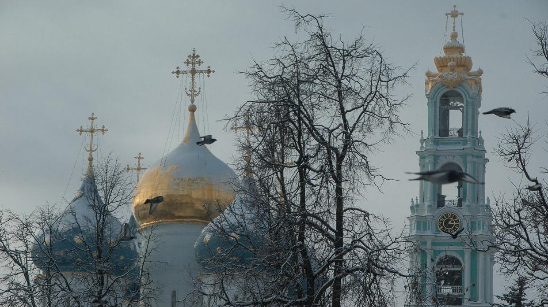 Три монастыря и десятки храмов за один туристический день в Сергиевом Посаде