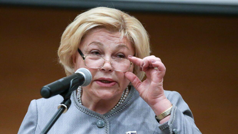 Елена Драпеко проголосует за возвращение памятника Дзержинскому