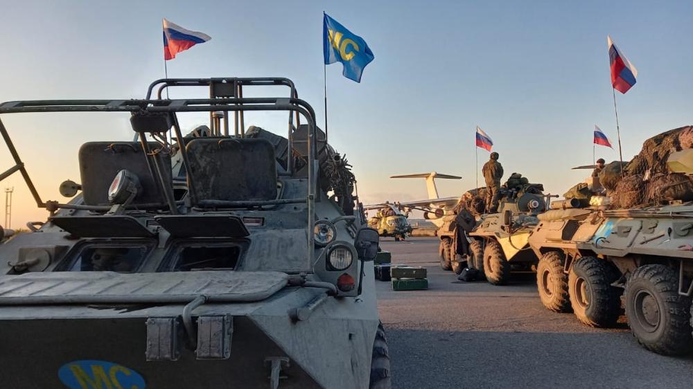 Политолог Мамедов объяснил отказ Азербайджана пересматривать соглашение по Карабаху