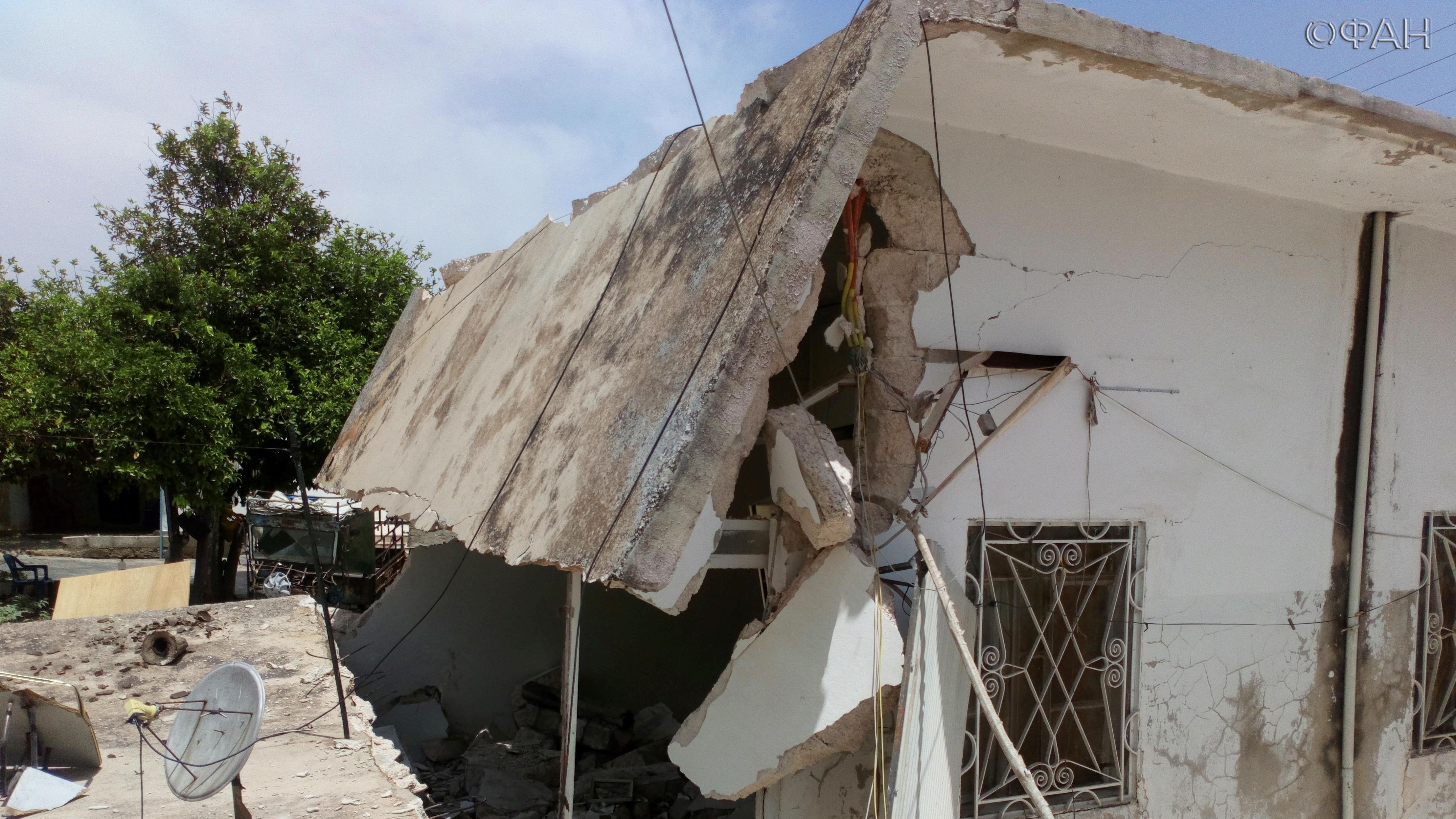 ЦПВС сообщил о 17 обстрелах в Идлибской зоне деэскалации в Сирии