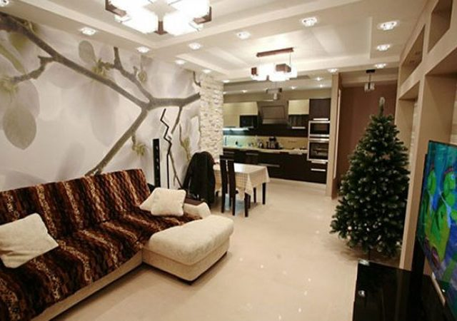 Ремонт квартиры в новостройке под ключ в Санкт-Петербурге. Европейский стандарт