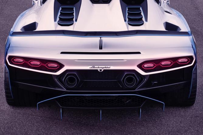 Компания Lamborghini показала новый суперкар SC20