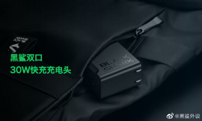 Xiaomi Black Shark представила новые аксессуары для геймеров