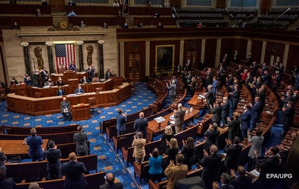 Конгресс утвердил избрание Байдена президентом США