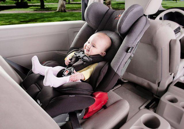 Как выбрать детское автомобильное кресло?