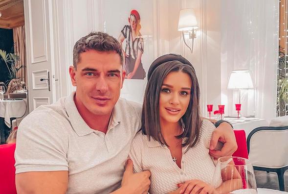 Курбан и Ксения женаты пять лет