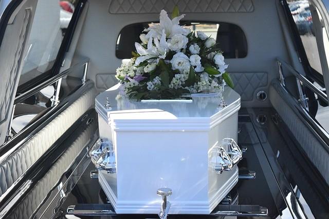 Мужчину должны были похоронить