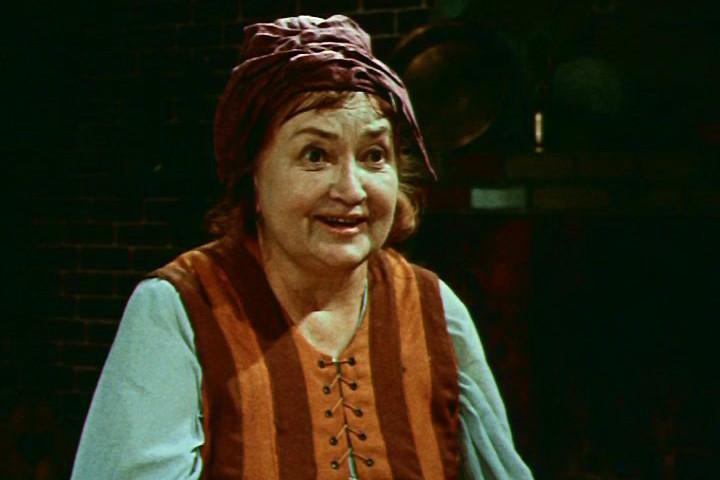 Ольге Викландт было не впервой играть в сказке