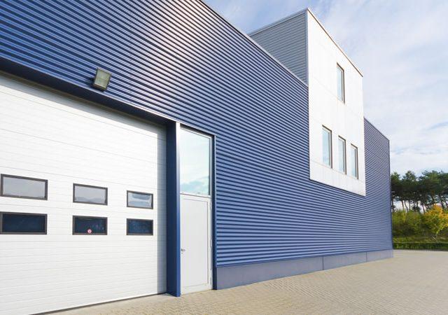 Возможности и достоинства навесных фасадов