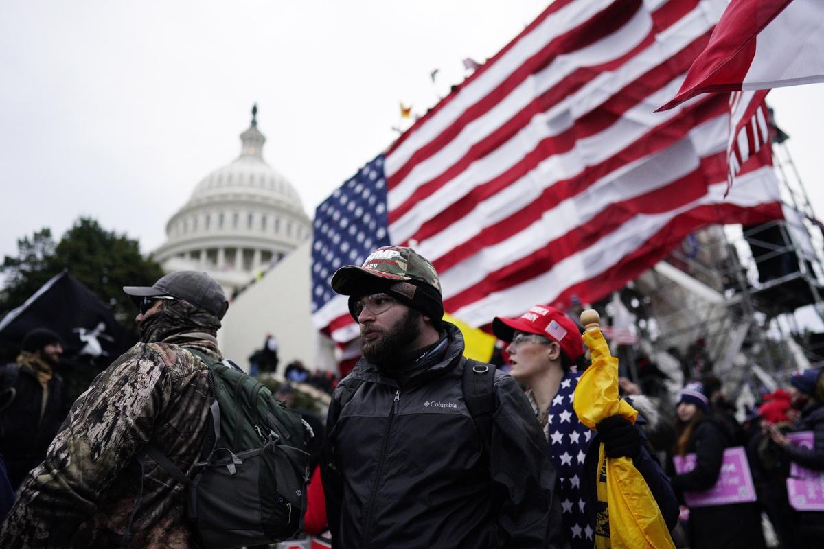 Гуд бай, Америка, или Что последует за захватом Капитолия?