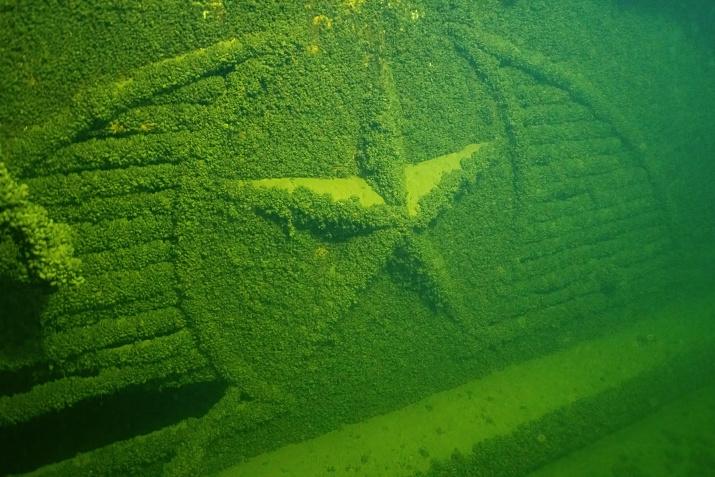 Нелегкая судьба «Веры Фигнер»: под Пермью нашли затонувший колесный пароход