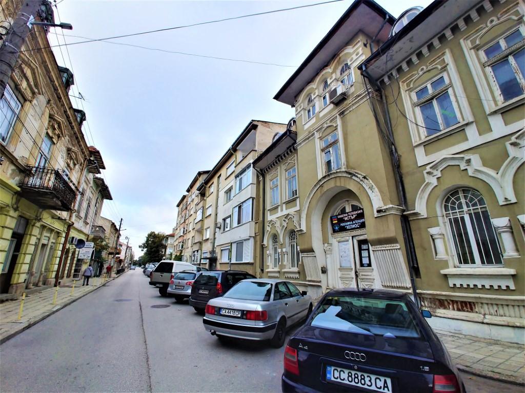 Фотоистория города, разделившего Болгарию с Румынией