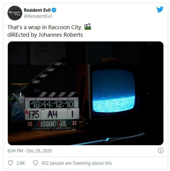 Анонсирована дата выхода нового фильма по игре Resident Evil