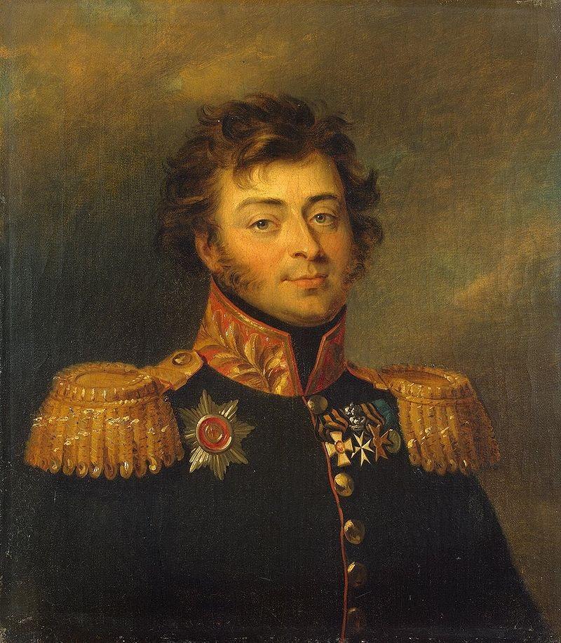 Доу Дж. Портрет Александра Александровича Башилова