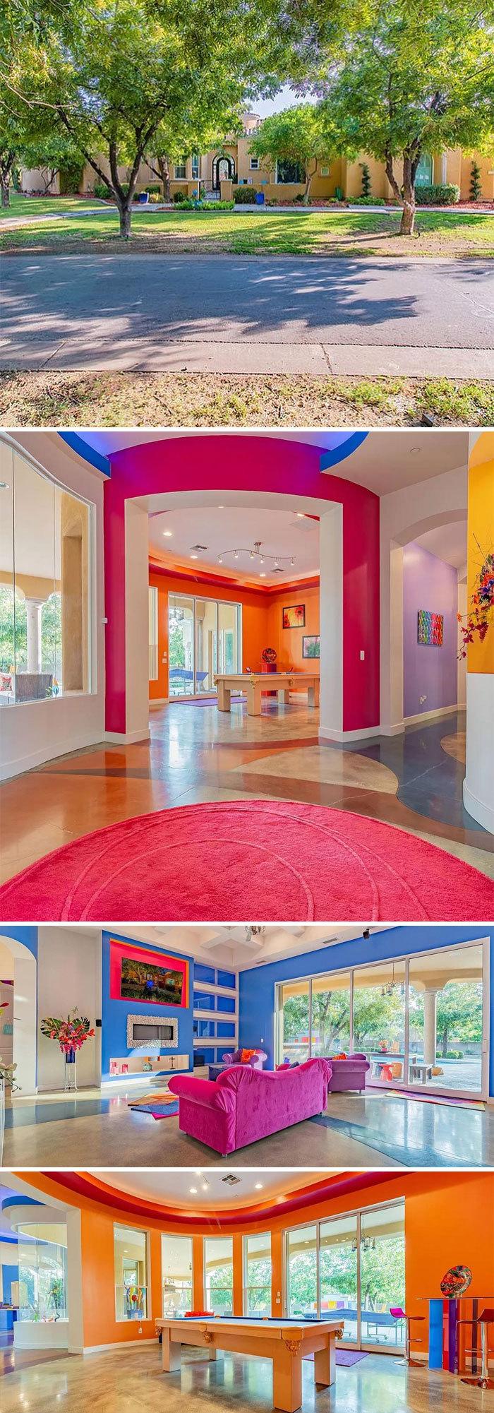 Деньги есть, авкуса нет: 10+ фото крутых домов соспецифичным дизайном
