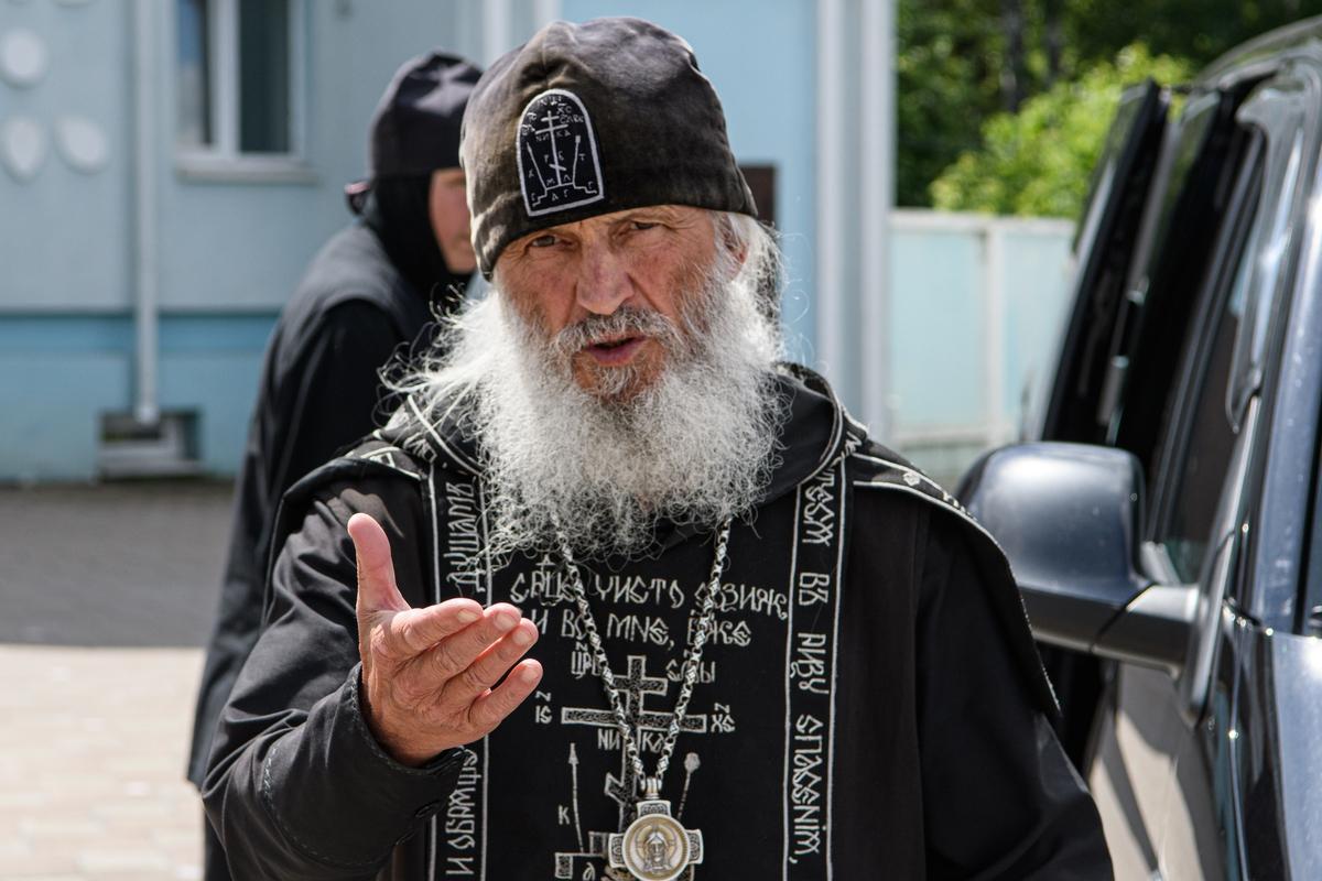 Эксперты: бывшему схиигумену Сергию Романову грозят обвинения в экстремизме